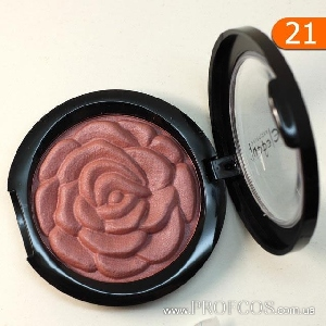 Румяна Elegant Big Flower Blusher 21